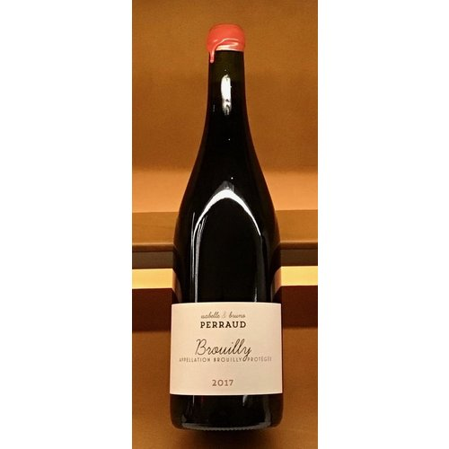 Wine ISABELLE ET BRUNO PERRAUD BROUILLY 2017