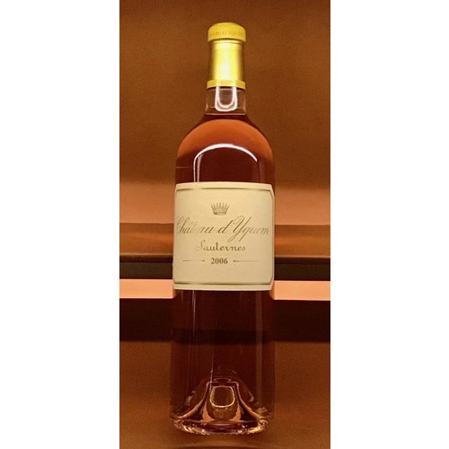 Wine CH D'YQUEM 2006