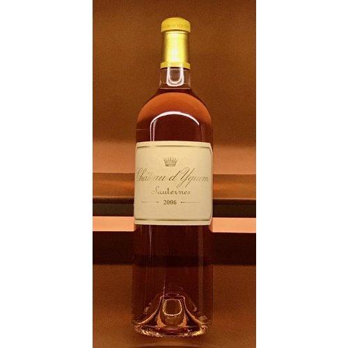 Wine CH D'YQUEM SAUTERNES 2006