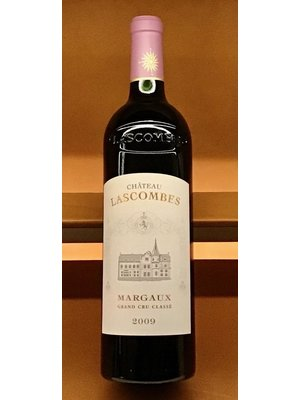 Wine CHATEAU LASCOMBES GRAND CRU MARGAUX 2009