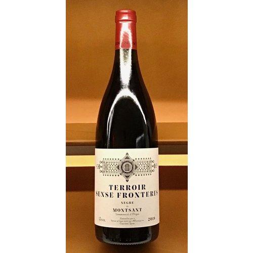 Wine TERROIR SENSE FRONTERES 'NEGRE DE MONTSANT' 2018