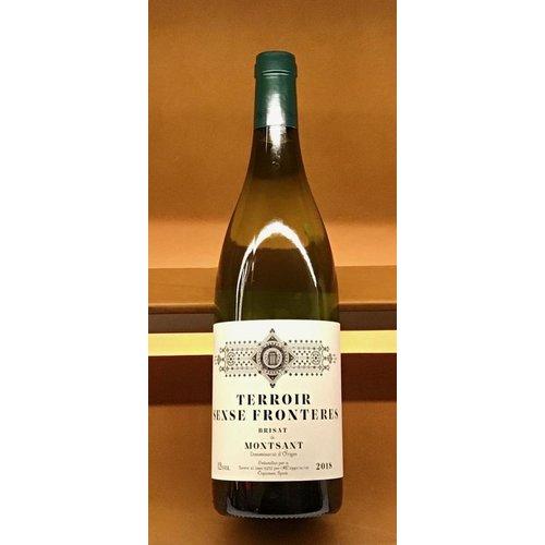 Wine TERROIR SENSE FRONTERES 'BRISAT DE MONTSANT' BLANC 2018