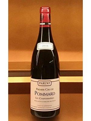 Wine DOMAINE PARENT POMMARD 'LES CHAPONNIERES' 1ER CRU 2016