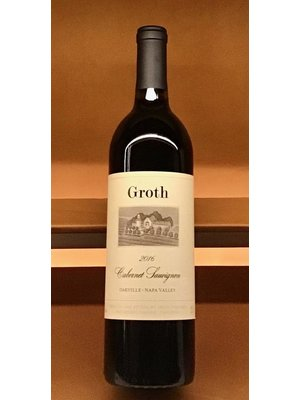 Wine GROTH ESTATE CABERNET SAUVIGNON 2016