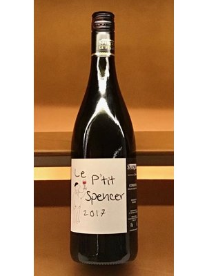 Wine DOMAINE SPENCER 'LE P'TIT SPENCER' CORBIERES 2017