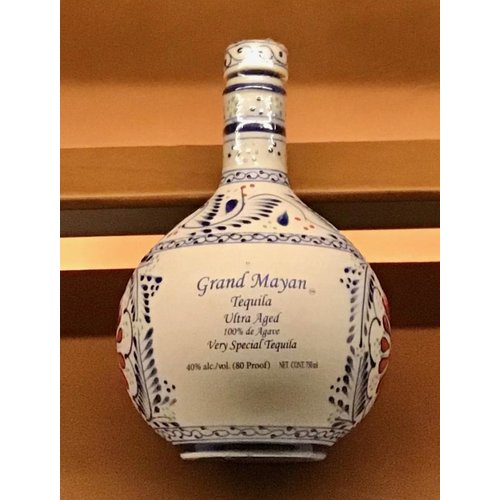 Spirits GRAND MAYAN EXTRA ANEJO TEQUILA