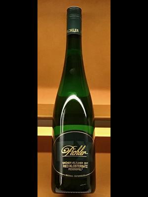 Wine FX PICHLER KLOSTERSATZ FEDERSPIEL GRUNER VELTLINER 2017