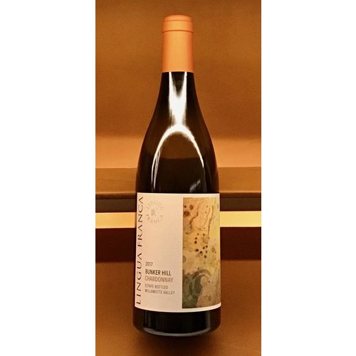 Wine LINGUA FRANCA BUNKER HILL CHARDONNAY WILLIAMETTE VALLEY 2017