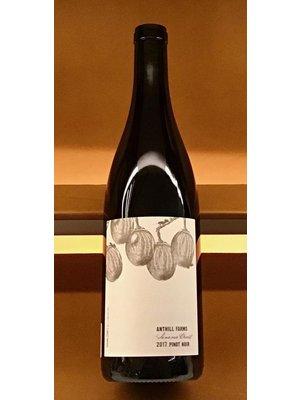 Wine ANTHILL FARMS SONOMA COAST PINOT NOIR 2017