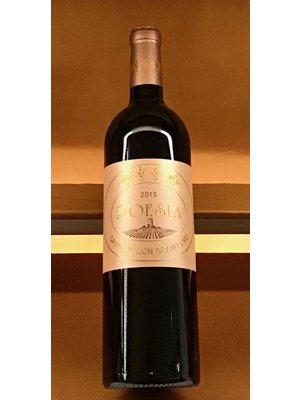 Wine CHATEAU POESIA SAINT-EMILION GRAND CRU 2015