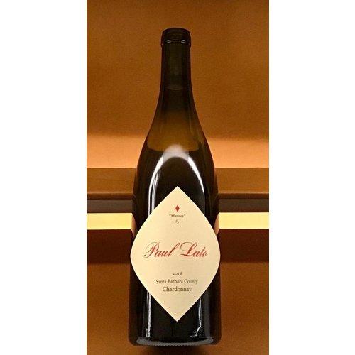 Wine PAUL LATO MATINEE SANTA BARBARA COUNTY CHARDONNAY 2016