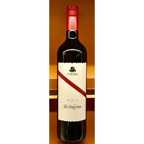 Wine D'ARENBERG 'DEAD ARM' SHIRAZ 2015