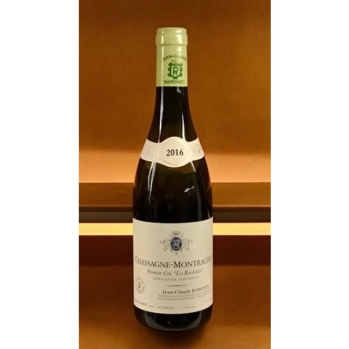 Wine RAMONET 'LES RUCHOTTES' CHASSAGNE-MONTRACHET 1ER CRU 2016
