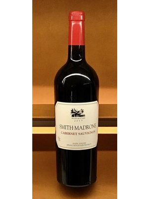 Wine SMITH MADRONE CABERNET SAUVIGNON 2015