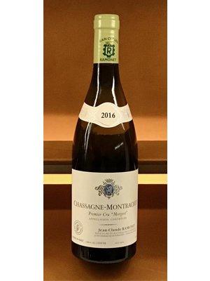Wine RAMONET 'MORGEOT' CHASSAGNE-MONTRACHET 1ER CRU 2016