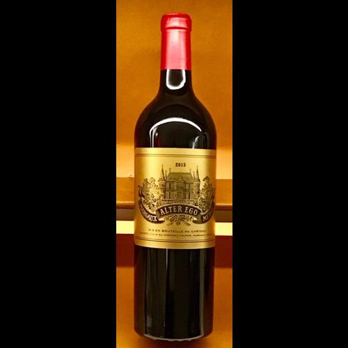 Wine CHATEAU PALMER ALTER EGO DE PALMER MARGAUX 2015
