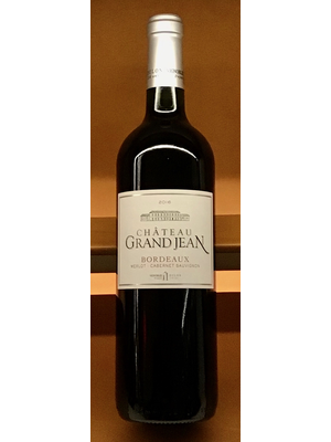 Wine CHATEAU GRAND JEAN ROUGE 2016