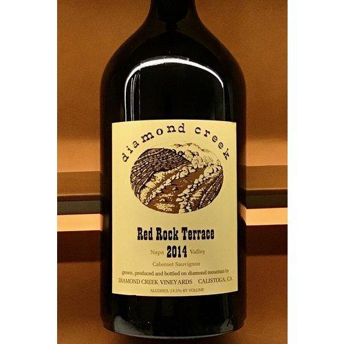 Wine DIAMOND CREEK CABERNET SAUVIGNON 'RED ROCK TERRACE' 2014 3L