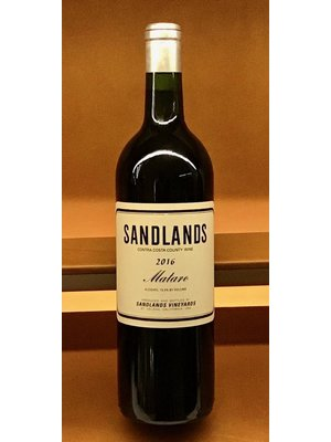 Wine SANDLANDS MATARO CONTRA COSTA COUNTY 2016