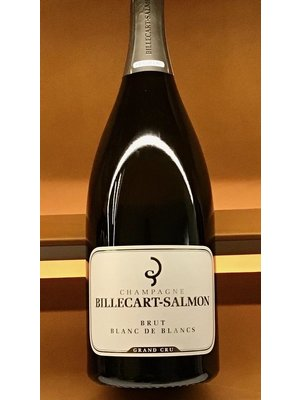 Sparkling BILLECART-SALMON BRUT BLANC DE BLANC GRAND CRU NV (GIFT BOX) 1.5L