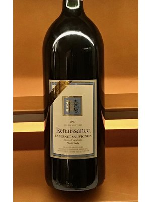 Wine RENAISSANCE VINEYARDS CABERNET SAUVIGNON 1997 1.5L
