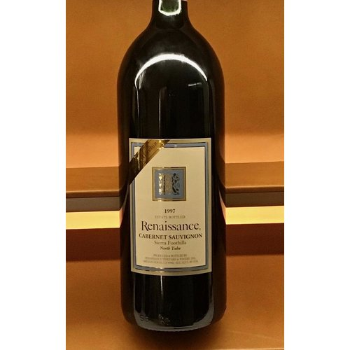 Wine RENAISSANCE VINEYARDS CABERNET SAUVIGNON 1997 1.5L