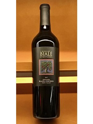 Wine ROBERT BIALE ZINFANDEL 'BLACK CHICKEN' 2018