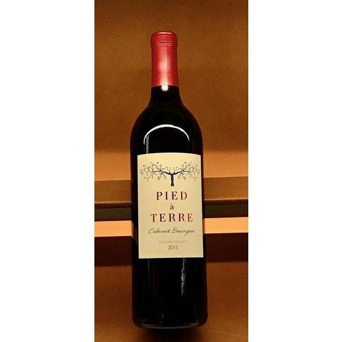 Wine PIED A TERRE CABERNET SAUVIGNON 2015