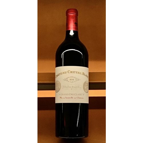 Wine CH CHEVAL BLANC 2014