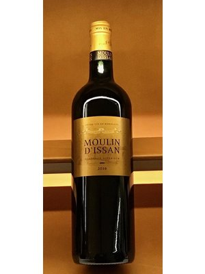 Wine CHATEAU D'ISSAN 'MOULIN D'ISSAN' 2018