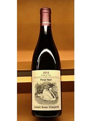 Wine JOSEPH SWAN PINOT NOIR 'CUVEE DE TROIS' 2015