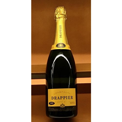 Sparkling DRAPPIER BRUT 'CARTE D'OR' CHAMPAGNE 1995