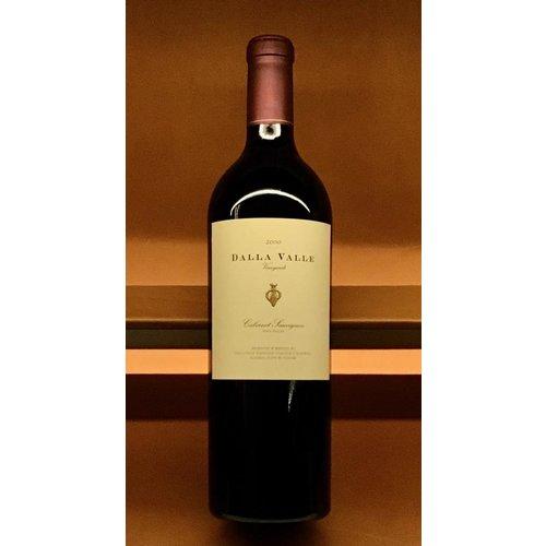 Wine DALLA VALLE CABERNET SAUVIGNON 2000