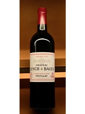 Wine CH LYNCH BAGES 2010