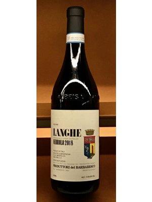 Wine PRODUTTORI DEL BARBARESCO LANGHE NEBBIOLO 2018