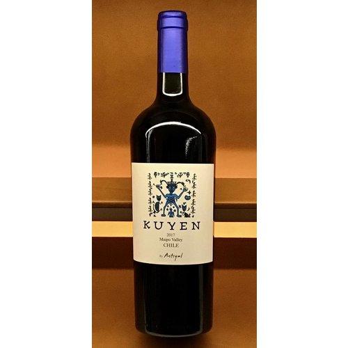 Wine ANTIYAL KUYEN RED 2017