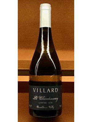 Wine VILLARD LE CHARDONNAY GRAND VIN 2018