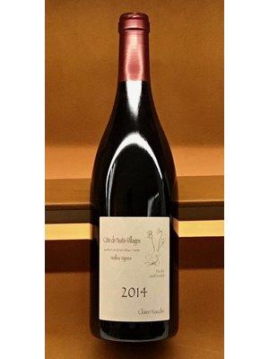Wine CLAIRE NAUDIN COTE DE NUITS-VILLAGES VIEILLES VIGNES VIOLA ODORATA 2014