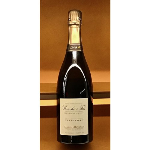 Sparkling BERECHE ET FILS EXTRA BRUT ROSE 'CAMPANIA REMENSIS' CHAMPAGNE 2015 (2019)