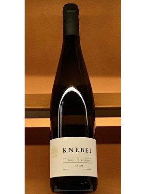 Wine KNEBEL RIESLING HAMM 2015