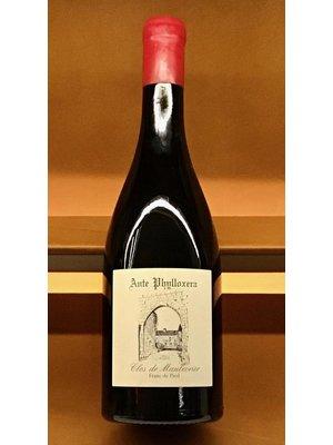 Wine MARC PLOUZEAU TOURAINE CLOS DE MAULEVRIER 'ANTE PHYLLOXERA' 2013