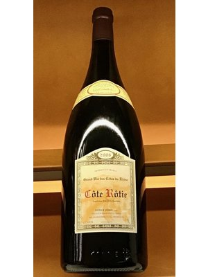 Wine PATRICK JASMIN COTE-ROTIE 2006 1.5L