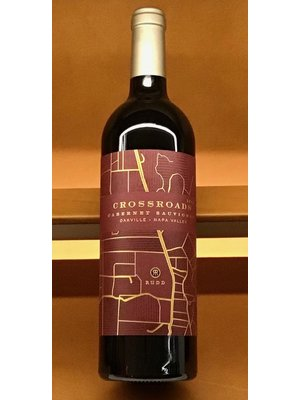 Wine RUDD 'CROSSROADS' CABERNET SAUVIGNON 2016