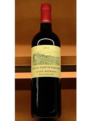 Wine CHATEAU LAFFITTE CARCASSET 2016
