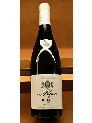 Wine PAUL JACQUESON 'PREAUX' RULLY 1ER CRU 2018