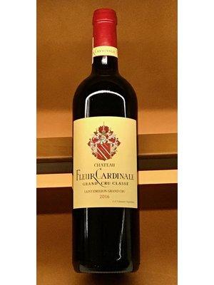 Wine CHATEAU FLEUR CARDINALE 2016