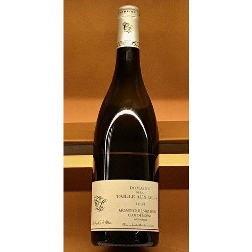 Wine DOMAINE DE LA TAILLE AUX LOUPS 'CLOS DE MOSNY' MONTLOUIS BLANC 2017
