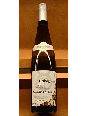 Wine DOMAINE DE L'ECU MUSCADET DE SEVRE ET MAINE 'ORTHOGNEISS' 2016
