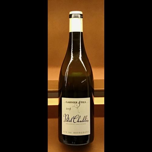 Wine GARNIER ET FILS PETIT CHABLIS 2018