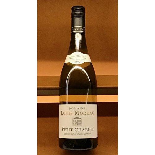 Wine DOMAINE LOUIS MOREAU PETIT CHABLIS 2018
